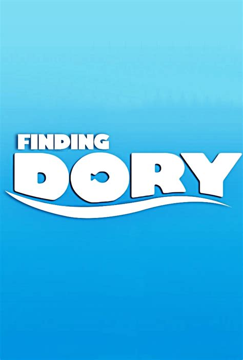 Finding Dory Logo walt disney characters images disney pixar posters