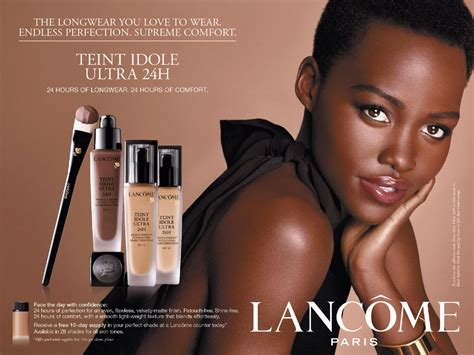 o magazines spring makeup awards 2011 best beauty products lupita nyong o actress celebrity endorsements celebrity