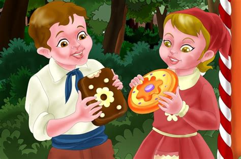 The story of hansel and gretel illustrates the importance of realizing