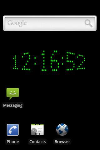 clock themes for android phones download free 3d clock android mobile phone wallpaper