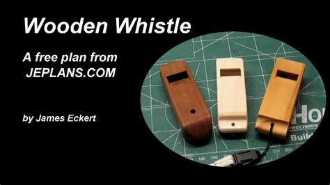 wooden whistle youtube