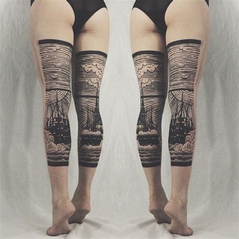back of knee tattoo collection of 25 on the back of knee