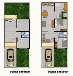 design interior untuk rumah tipe 36 denah rumah tipe 36 minimalis yang menarik jaaru