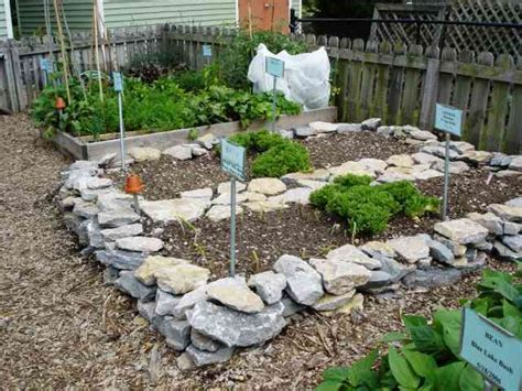 How To Build A Rock Garden Bed Total Gardening