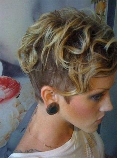 short blonde hairstyles curly 25 short haircuts for curly wavy hair short hairstyles