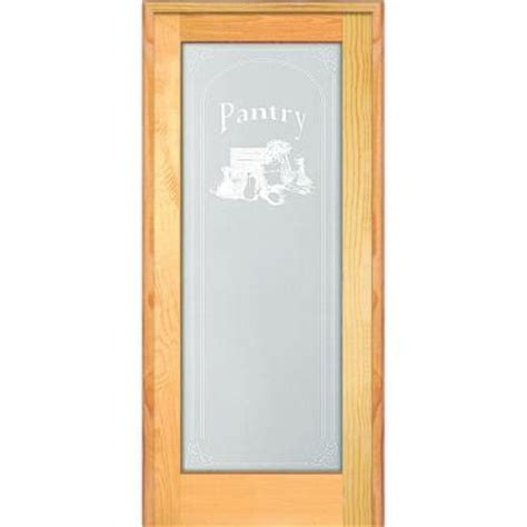 prehung interior french doors home depot milliken millwork 32 in x 80 in pantry decorative glass