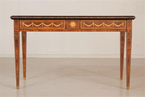 scrivanie in stile scrivania stile neoclassico mobili in stile bottega