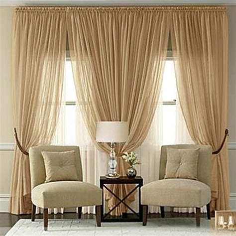 Living Room Window Curtains by Aliexpress Buy 2016 Classic Sheer Curtains For