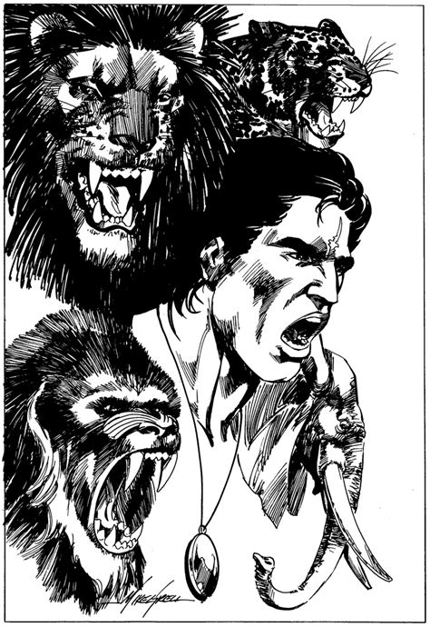 New Tarzan Adventure Novel Explores Possible Solution to
