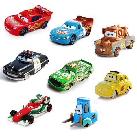 Diecast Mini Racers Cars Mater ᑐdisney pixar cars 16 styles styles lightning mcqueen mater 1 55 ᑐ diecast diecast metal alloy