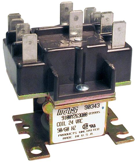 image gallery hvac contactor relay