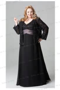 fb2008 plus sizes black lace looks long sleeve mother of