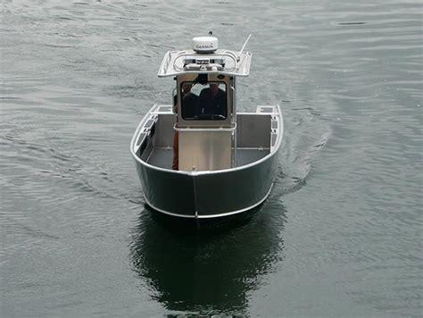 hard top aluminum boats commercial