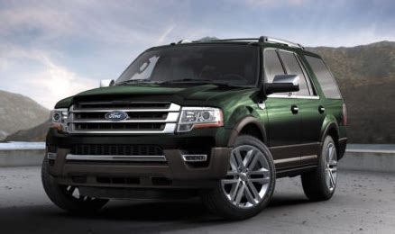 2018 ford expedition concept release date and price