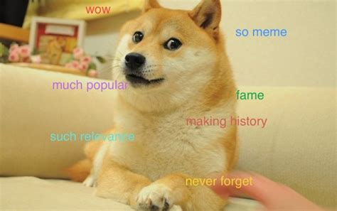 Doge Meme Font - photos lolcatz doge tron guy and more of the web s