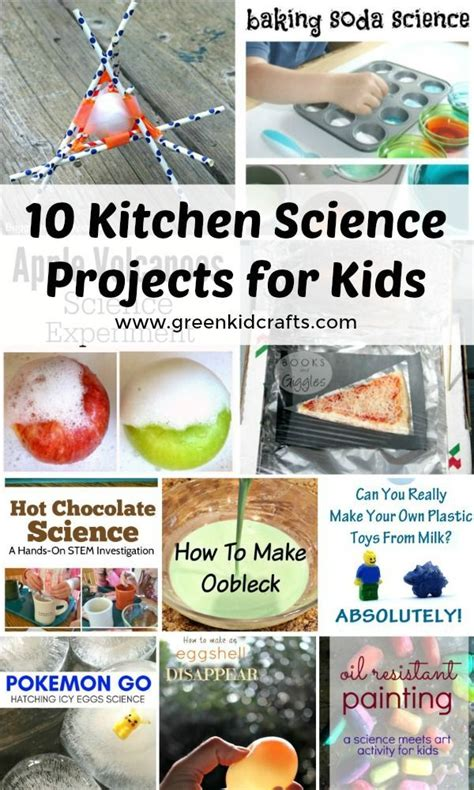 Kitchen Chemistry Experiments by 1000 Images About Science For On