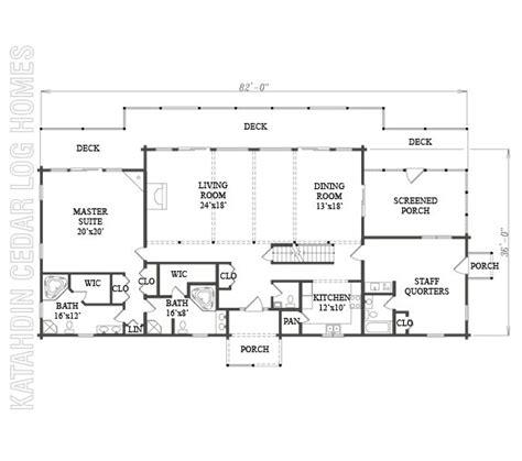 katahdin log home floor plans log home plan 06665 katahdin cedar log homes floor plans
