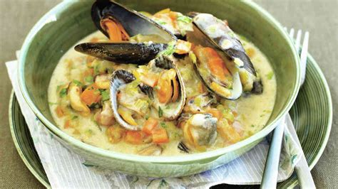 Sunflower Kitchen Ideas Molly Malone S Cockle And Mussel Chowder Food Ireland