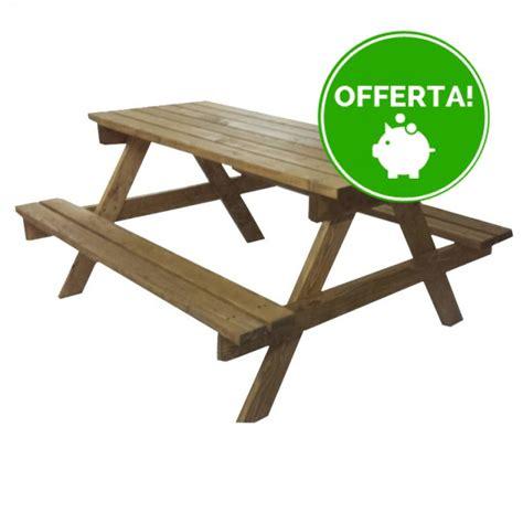 tavoli pic nic tavolo in legno pic nic 200 x 160 x 80 cm h onlywood
