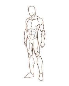 costume drawing template 5 best images of drawings