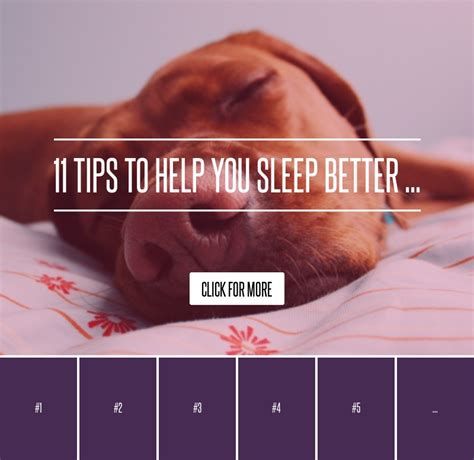6 Remedies To Help You Sleep Better by 11 Tips To Help You Sleep Better Health