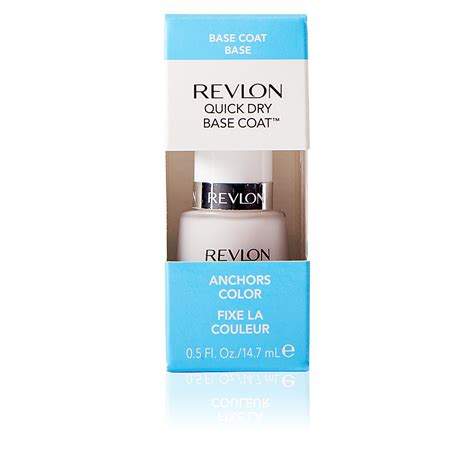 Revlon Base Coat revlon make up base coat anchors color bases y