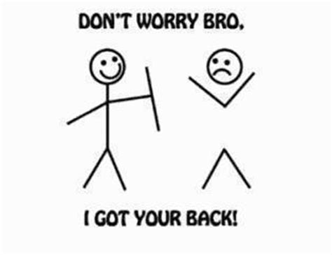 I Got Your Back Meme - i got your back by gabi we heart it