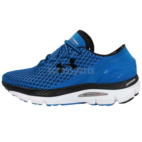 mens armour sneakers armour speedform gemini blue white 2015 new mens