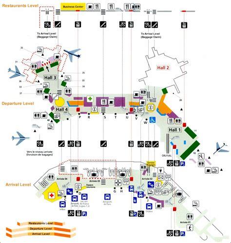 cdg map cdg airport map cdg terminal map