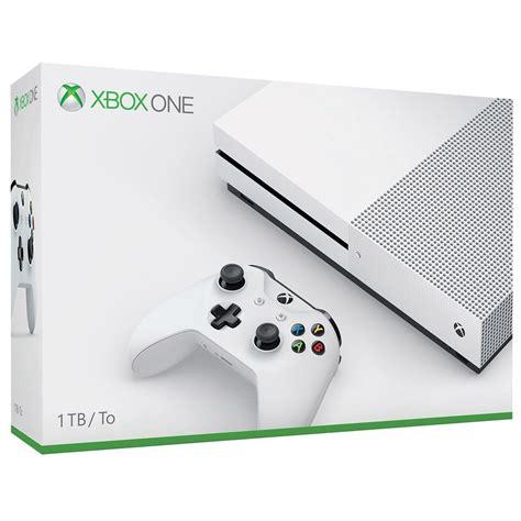 xbox one console box console xbox one s 1tb branco atacadogames