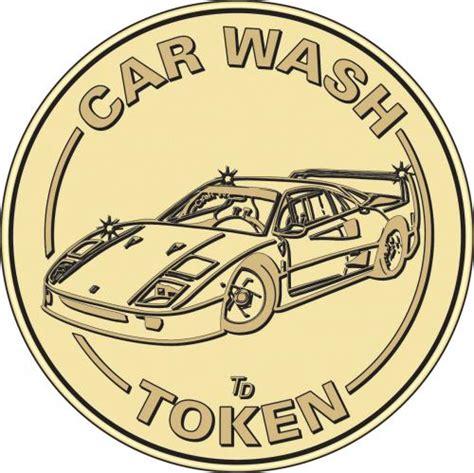 car wash token ferrari tokensdirect