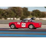 Triumph TR4  Chassis GT7236 Driver Mark Rachet/Alain