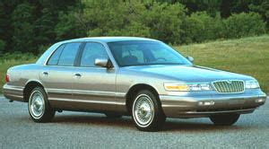 how to learn all about cars 1996 mercury cougar parental controls mercury grand marquis 1996 fiche technique auto123