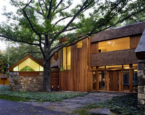 tree house siding ideas modern quot tree house quot contemporary exterior boston by omr architects