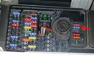 Mercedes Fuses Wipers Indicators Etc Not Working Fuses Relay Question