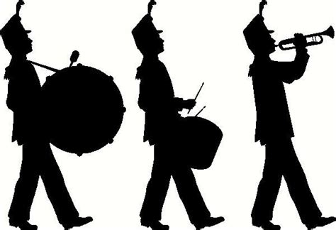 free clip art marching band marching band vinyl decal