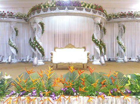 Decorations Ideas For 2014 by Marriage Stage Decoration Ideas 2014 Weddings