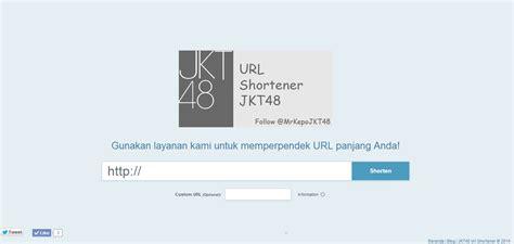 membuat website url shortener script url shortener membuat url shortener sendiri