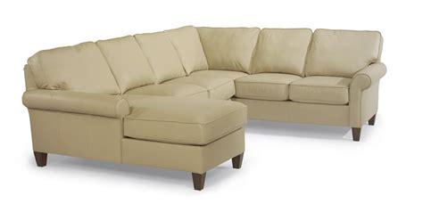 flexsteel westside sofa flexsteel westside casual style sectional leather sofa