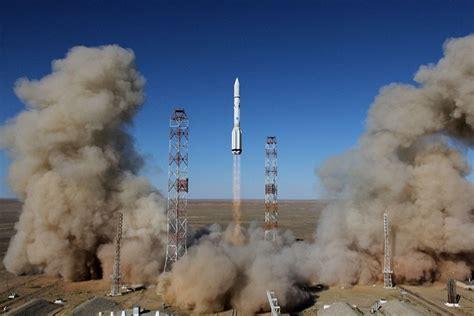 Russian Proton by Russia Halts Proton M Launches For Technical Checks