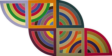 which movement does color field painting belong to harran ii 1967 frank stella wikiart org
