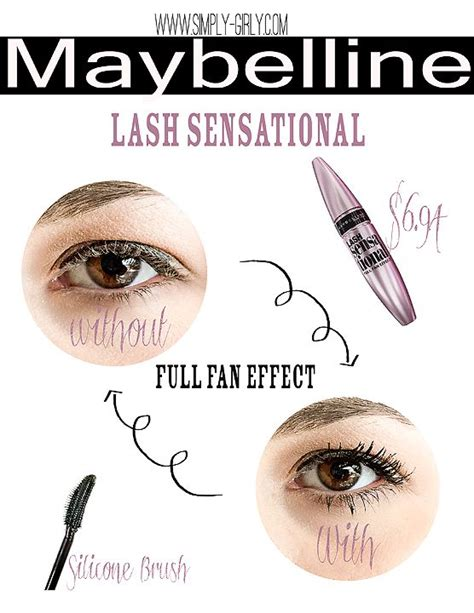 Jual Mascara Maybelline Lash Sensational by 17 Best Images About Being Pretty Athriftymom On
