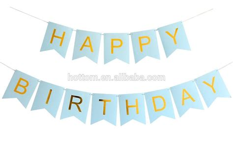 Banner Happy Birthday happy birthday banners great d birthday banner diy oh
