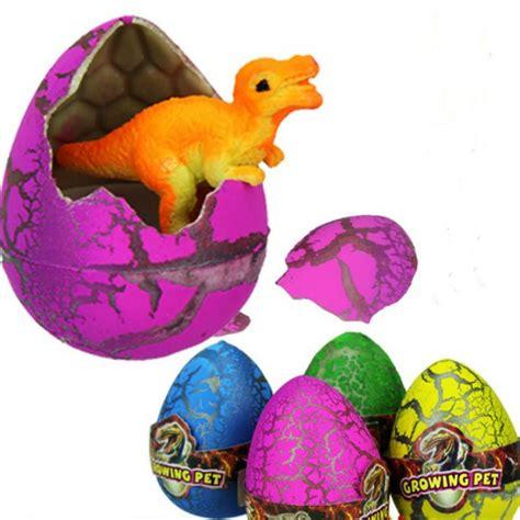 Growing Pet Type 2 12 eggspopular hatchimals eggs magic growing pet in water gifts dinosaur hatching egg