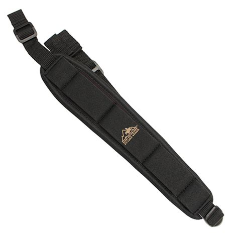 Butler Creek Comfort Stretch Rifle Sling butler creek rifle sling comfort stretch black