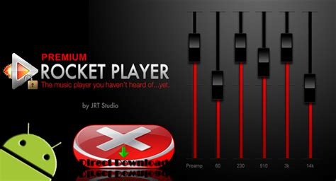 rocket player premium apk free rocket player premium 2 7 0 10 apk appztap