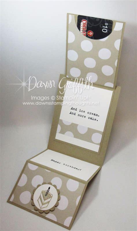 fun z fold gift card holder video dawn s sting thoughts - Z Fold Gift Card Holder