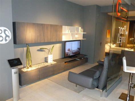 soggiorni pareti attrezzate soggiorno modello trapezio di grattarola in legno massello