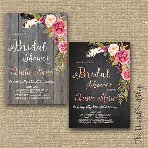 25 cute bridal shower invitations ideas on pinterest bridal