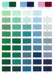 card colors industrial paint color cards